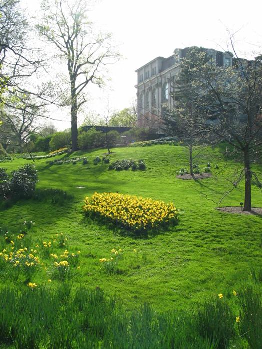 Spring images new york city walk - New york botanical garden parking ...